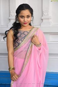 Pinky Moni Saikia at Victoria Maharani Movie Opening