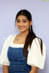 Priya Vadlamani at College Kumar Teaser Launch