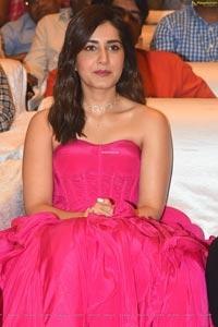 Raashi Khanna at Prati Roju Pandage Pre-Release Event