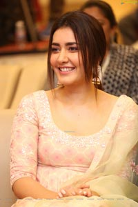 Raashi Khanna at Venky Mama Thanks Meet