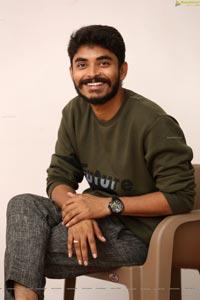 Ravi Kiran at Raja Vaaru Rani Gaaru Interview