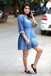 Ritu Biradar in The City Street