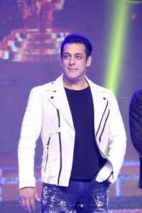 Salman Khan at Dabangg 3 Pre-Release Event