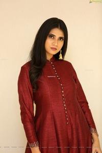 Sandhya Thota at Atelier Fashion Showcase