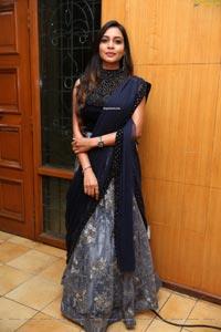 Sanjana Anne at Swathi Art Creations