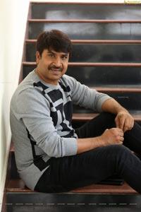 Srinivasa Reddy Interview