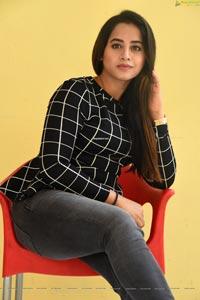 Swathi Deekshith at Kaliyuga Interview
