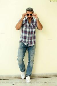 Tarun Raj Arora at Arjun Suravaram Interview