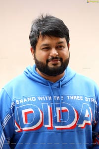 SS Thaman at Venky Mama Interview