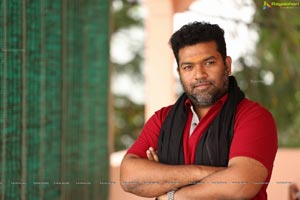 TN Santhosh at Arjun Suravaram Interview