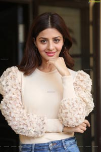 Vedika at Ruler Movie Interview