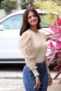Vedika at Ruler Movie Interview