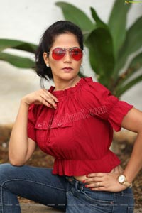Shaik Fazia Ragalahari Exclusive Photo Shoot