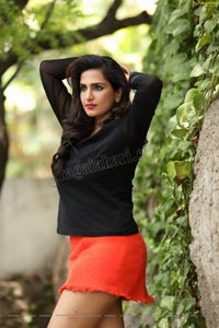 Tejaswini Patel Ragalahari Exclusive Photo Shoot