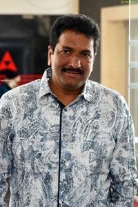 Anil Sunkara at Sarileru Neekevvaru Movie Interview