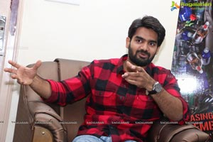 Karthikeya at 90ML Interview