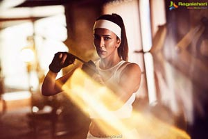 Lakshmi Manchu Gym Workout