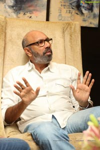 Satyaraj at Donga Movie Interview