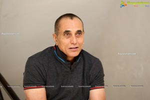 Satya Prakash at Ullala Ullala Movie Interview
