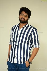 Sreeram Nimmala at Utthara Movie Interview