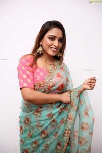 Ahaana Shaik at Style Bazaar Exhibition Curtain Raiser