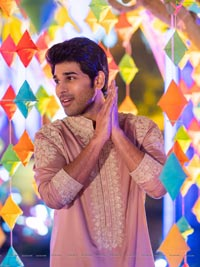 Allu Sirish Vibrant Looks at Nischay Wedding