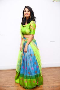 Ananya Nagalla at Style Bazaar Exhibition Curtain Raiser