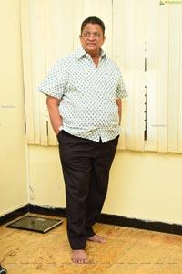 Producer C Kalyan Interview Photos