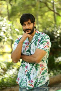 Chetan Kumar at SS Studios-Vision Cinemas