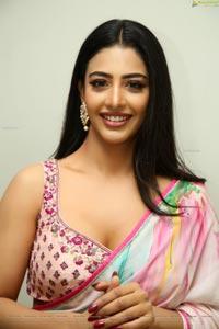 Daksha Nagarkar at Zombie Reddy Movie Teaser Launch