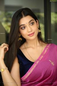 Digangana Suryavanshi at Jain Master Movie Launch