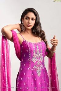 Lavanya Tripathi in Classic Salwar Suit