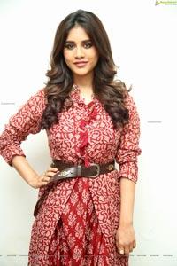 Nabha Natesh at Solo Brathuke So Better Movie Thanks Meet