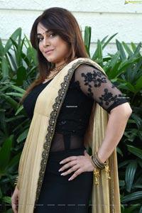 Pakhi Hegde at Light House Cine Majic Prod. No.3 Press Meet