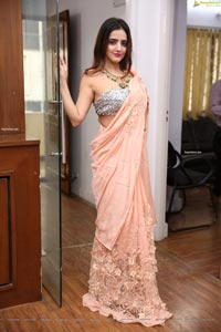 Pooja Thakur at Sutraa Wedding Edit Curtain Raiser