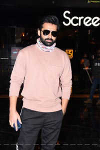 Ram Pothineni at Red Movie Trailer Launch