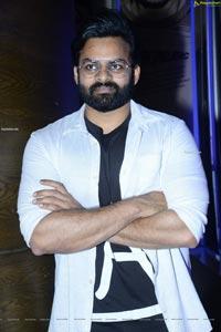 Sai Dharam Tej at Solo Brathuke So Better Title Track Launch