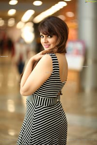 Saloni Aswani at Hi Life Exhibition