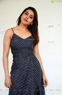 Samantha Akkineni at Zombie Reddy Teaser Launch