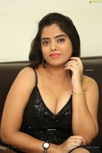 Sameera Reddy at Ekanthavela Movie Press Meet