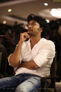 Satyadev at Gurthundha Seethakalam Movie Press Meet