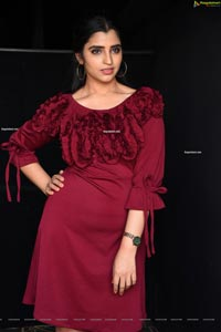 Anchor Shyamala at Red Movie Trailer Launch