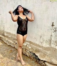 Sindura Rout HD Bikini Pictures