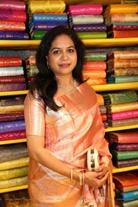 Sunitha at Mugdha Art Studio Opening
