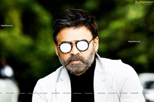 Victory Venkatesh's New Stylish Look