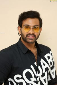 Vishva Karthikeya at Kalaposhakulu Movie Trailer Launch
