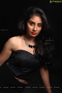Bhanu Shree Mehra in Designer Dress