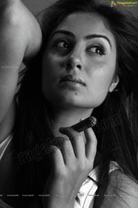 Bhanu Shree Mehra Black and White Photos