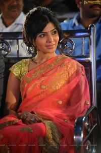 Jabardasth Heroine Samantha