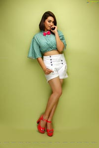 Tamil Actress Hansika HD Photos